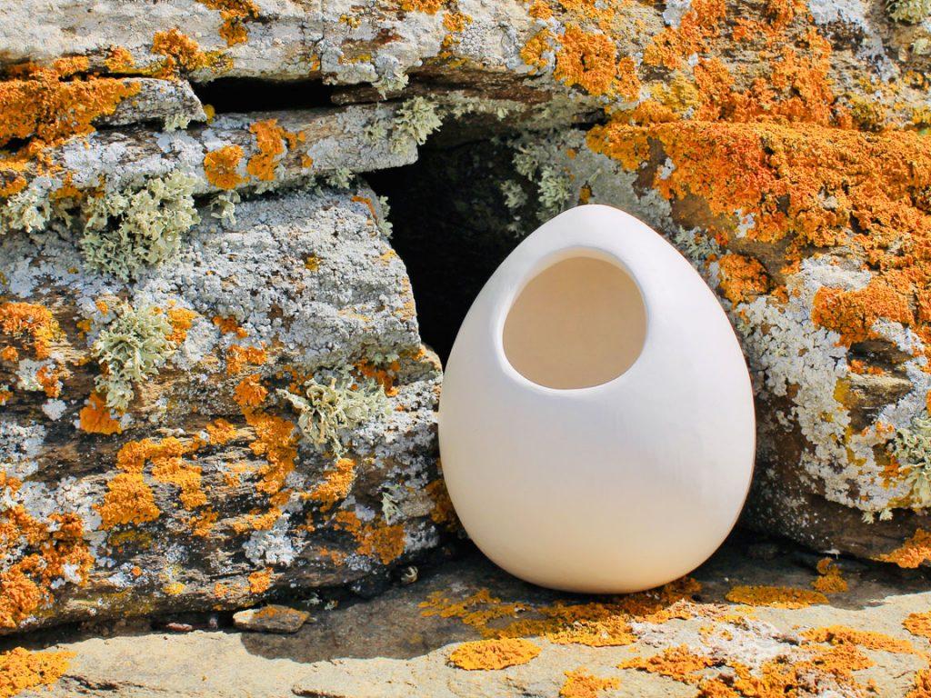 Nests Me Nero Keramiki